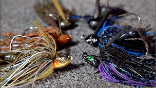 Spring Jig Fishing - Best Locations, Baits & Trailers