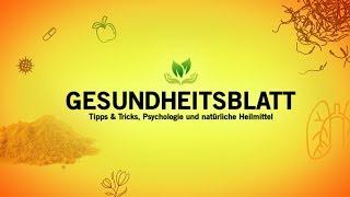 Gesundheitsblatt Exposed
