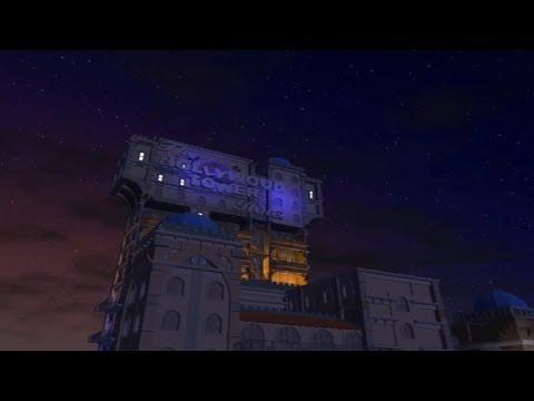 The Twilight Zone Tower of Terror - Walt Disney Studios [RCT3]