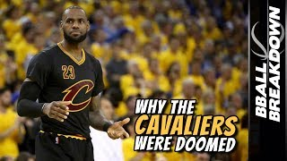 Why The CAVALIERS Were DOOMED