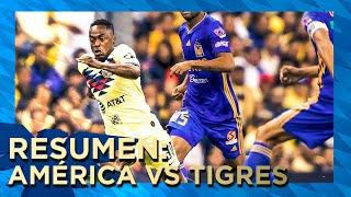 Download Club América 1-2 Tigres | Resumen - Todos los Goles | 4tos Ida | Apertura 2019 Mp3 and Videos