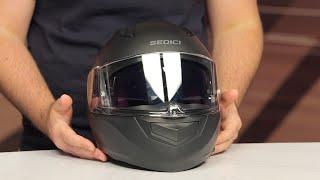 Sedici Strada II Parlare Helmet Review