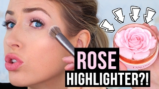 buy or bye lancome rose highlighter    is it worth it