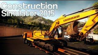 Construction-Simulator 2015 | PC PL | Gameplay / Husiek Gaming