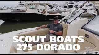 Scout Boats 275 Dorado Walkthrough