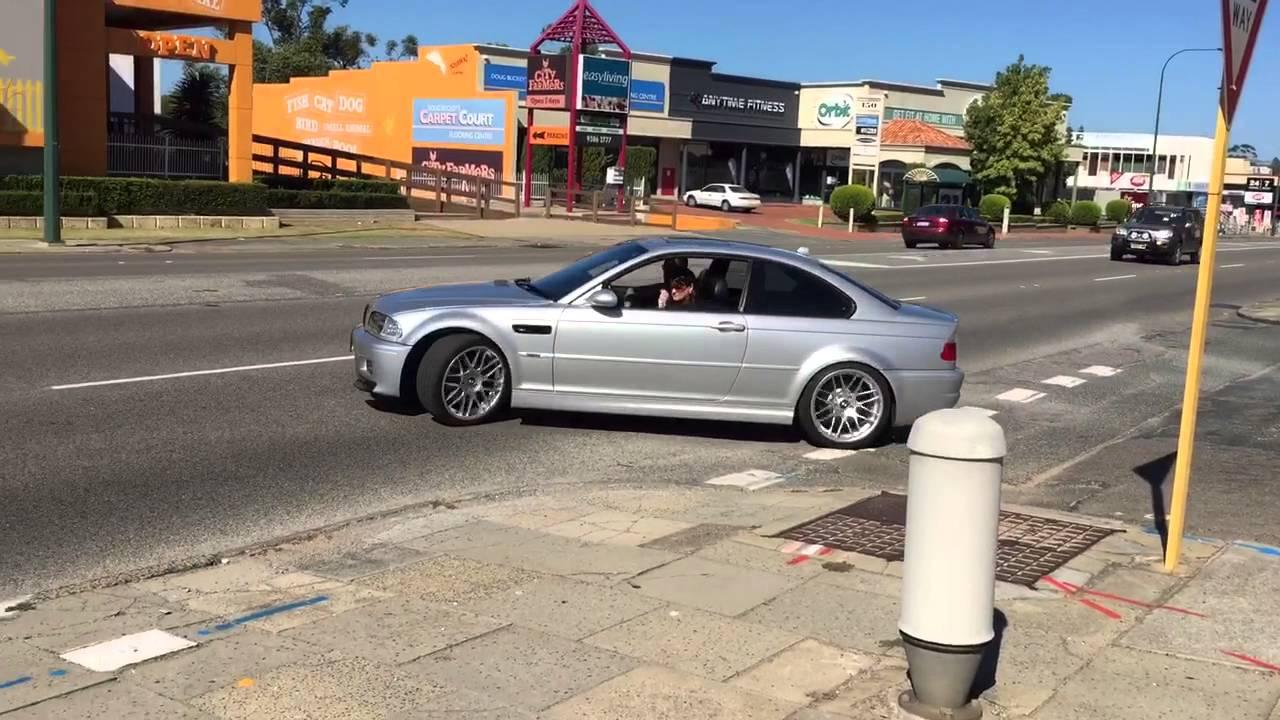 BMW SMG E46 M3, ESS Supercharger, Remus exhaust, CSL rims ...