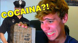 COCAÍNA NA MINHA CAIXA POSTAL! thumbnail