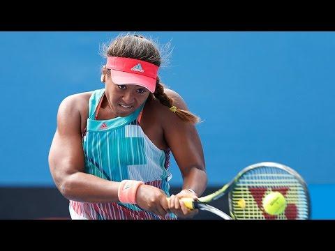 Naomi Osaka v Donna Vecic highlights (1R) | Australian Open 2016