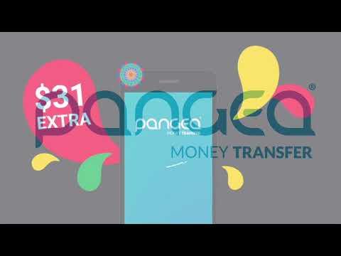 Pangea Money Transfer - Radio Promotion
