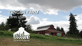 Zenger Farm: Farm Shares