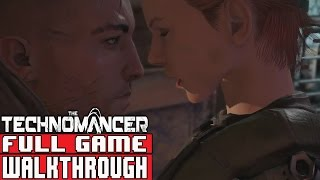 The Technomancer Gameplay Walkthrough Part 1 FULL GAME (1080p PS4) - No Commentary