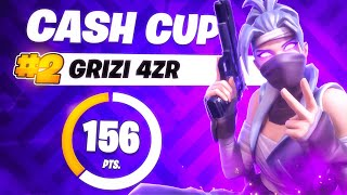 2ND PLACE SOLO CASH CUP (600$) | 4zr