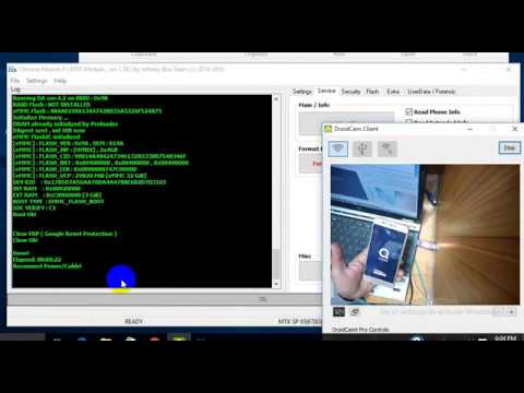 All MTK Secure Boot Done CM2 Dongle - Qmobile CS1