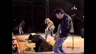 Ramones - Psycho Therapy (Live in Argentina 1996)