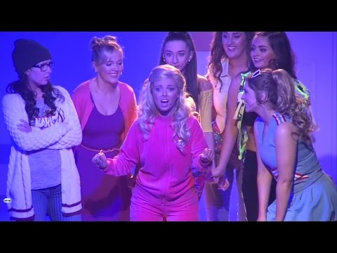 What You Want Part 1 - Legally Blonde The Musical SMS