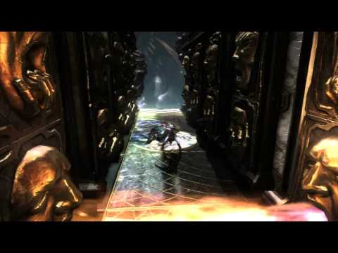 God of War Ascension - Trial of Archimedes on Hard Difficulty (Next time use the Stairs Trophy)