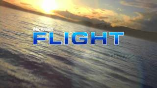 Microsoft Flight - PC - official video game debut teaser trailer HD