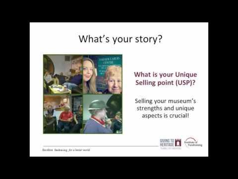Corporate Partnerships - Giving to Heritage Webinar