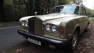 Rolls Royce Silver Shadow Review