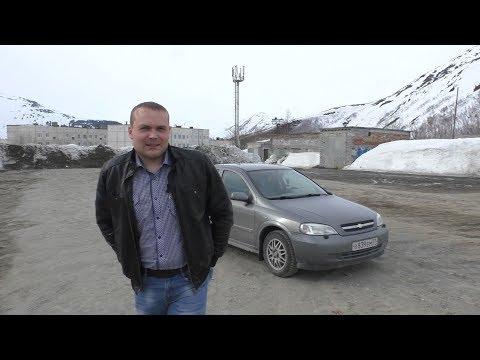 Один из немногих! Chevrolet Viva от АвтоВАЗ.