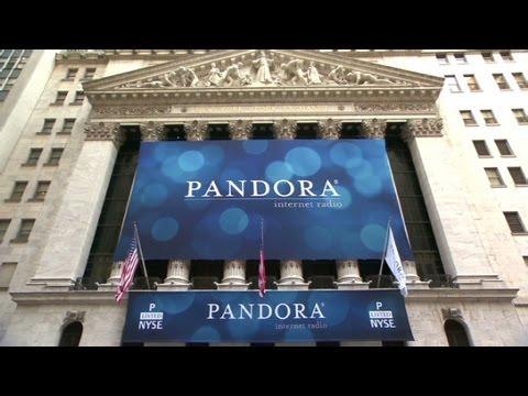 Investors stream toward Pandora
