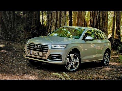 2017 Audi Q5 S line Full Option - Design and Driving