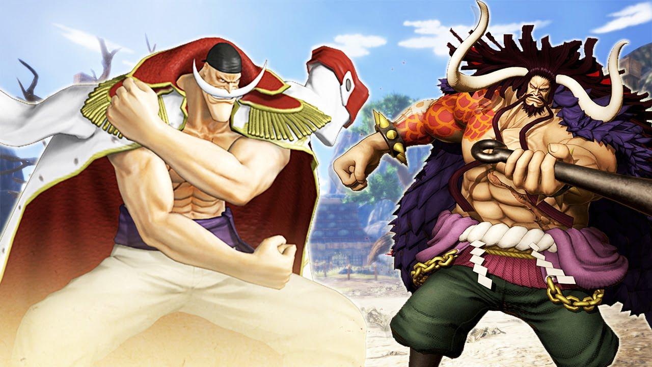 Tứ Hoàng Râu Trắng Tiến Đánh Wano Quốc Tiêu Diệt Kaido - One Piece: Chiến Binh Hải Tặc 4 Tập 50