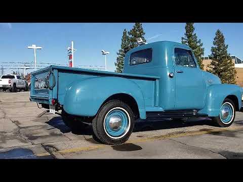 1954 Chevrolet PICK UP Redding Reno San Francisco Yuba