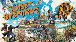 O Que Dizer Sobre: Sunset Overdrive - Games With Gold 6# (Abril 2016)