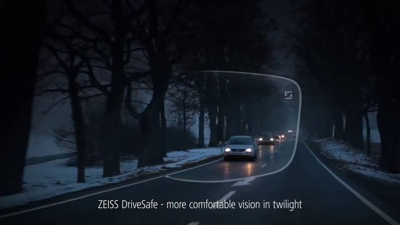 10bfec1c6a ZEISS DriveSafe Lenses English Eyewear Glasses Frames Technology ...