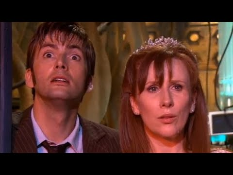 Creation of the Earth - Doctor Who - The Runaway Bride - BBC
