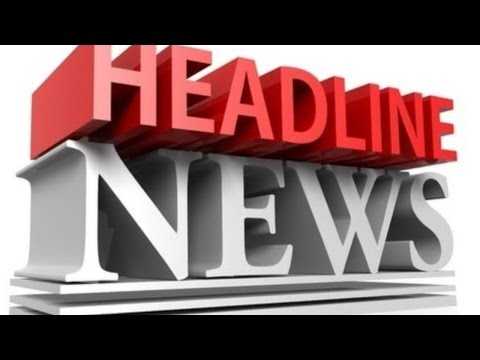 Next News Headline Block 10/03/14