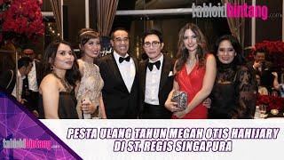 Shaheer Sheikh Ayu Tingting Hangatkan Pesta HUT Otis Hahijary di Singapura