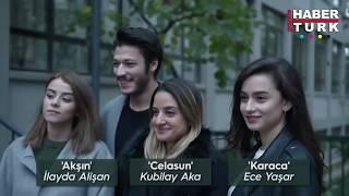 Çukur'un Celasun, Akşın ve Karaca'sı; Kubilay Aka, Ece Yaşar ve İlayda Alişan'la buluştuk  Bu Pazar! Video