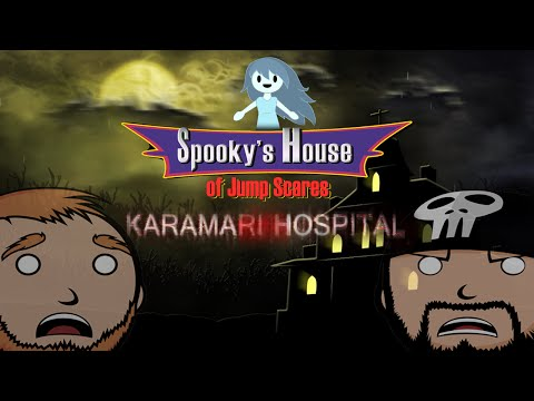 Two Best Friends Play Spookys House of Jumpscares - Karamari Hospital