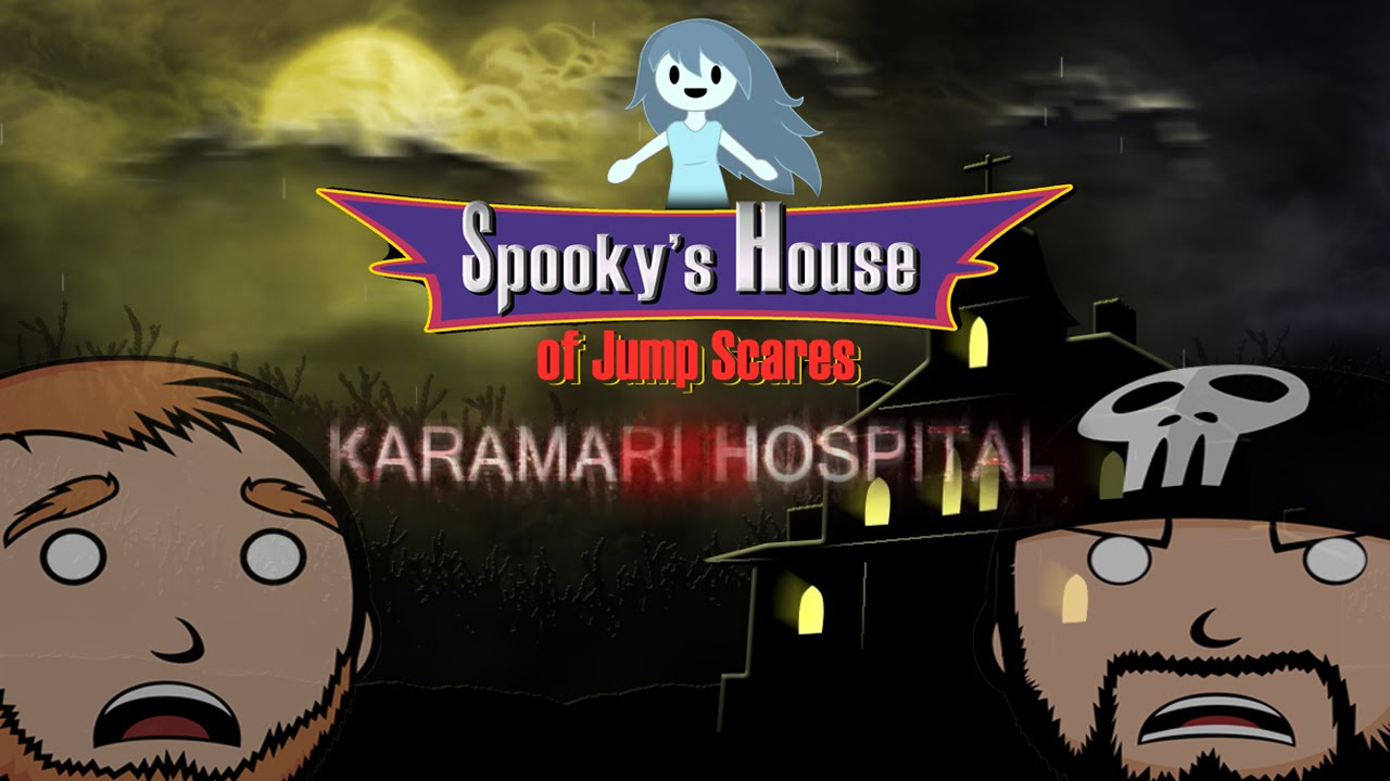 Spookys house of jumpscare e621 - Two Best Friends Play Spookys House Of Jumpscares Karamari Hospital Youtube