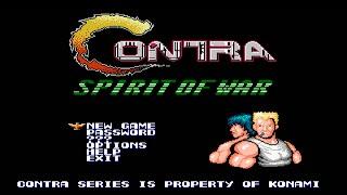 Contra: Spirit of War [полное прохождение]