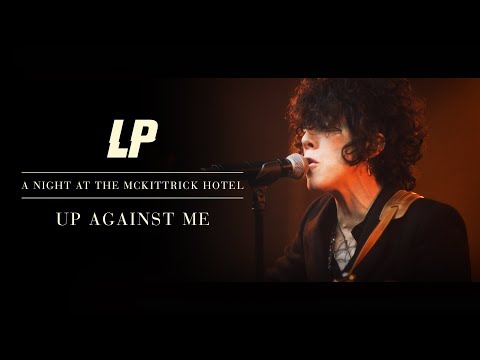 LP - Up Against Me (A Night At The McKittrick Hotel)