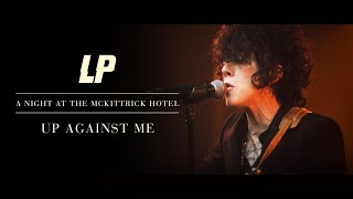 LP - Up Against Me
