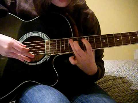 How To Play Handlebars By Flobots On Guitar Youtube