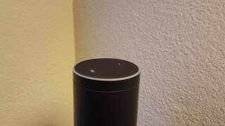 Setting up a recurring alarm on Echo