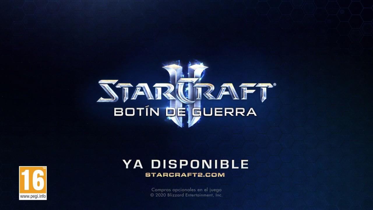 StarCraft II - Botín de guerra 6 (ES)