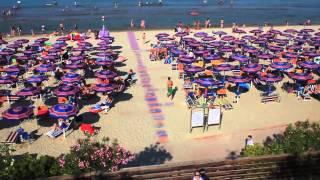 Villaggio Campeggio Salinello direttamente sul mare in Abruzzo| Nuovo video 2014