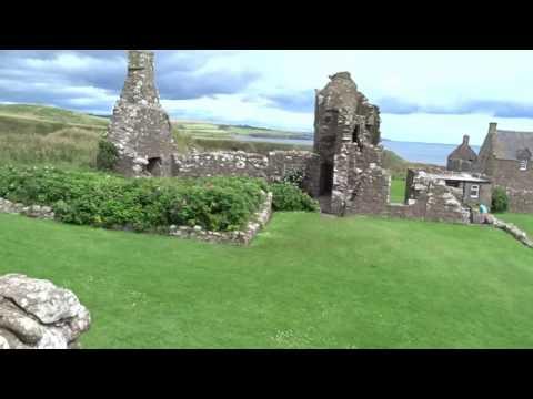 Vlog Flower of Scotland #2 [GER.] - Dunnottar Castle