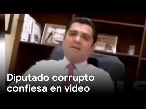 Video de diputado corrupto - Corrupción - En Punto con Denise Maerker