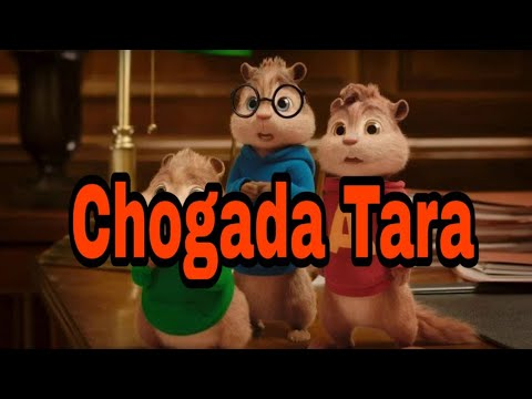 Chogada Tara   Loveratri  Alvin And The Chipmunks Version [Cute Squirrels] Dance.