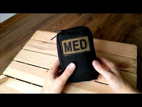 Apteczka Osobista IPMED-1 Tactical Med Small IFAK
