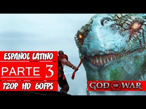 God of War PS4 | Walkthrough en Español Latino | Parte 3 (Sin Comentarios)