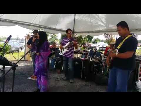 Sudah Ku Tahu - Projector cover Band