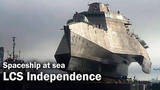 LCS Independence - корабль из будущего